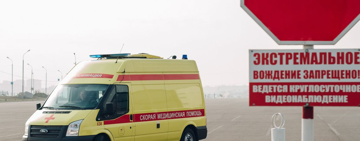 Мужчина умер в очереди в больницу