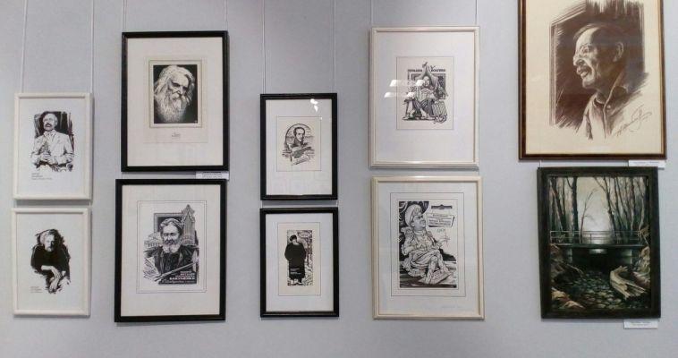 О Магнитке и многом другом. Картинная галерея приглашает горожан на выставку Александра Шибанова