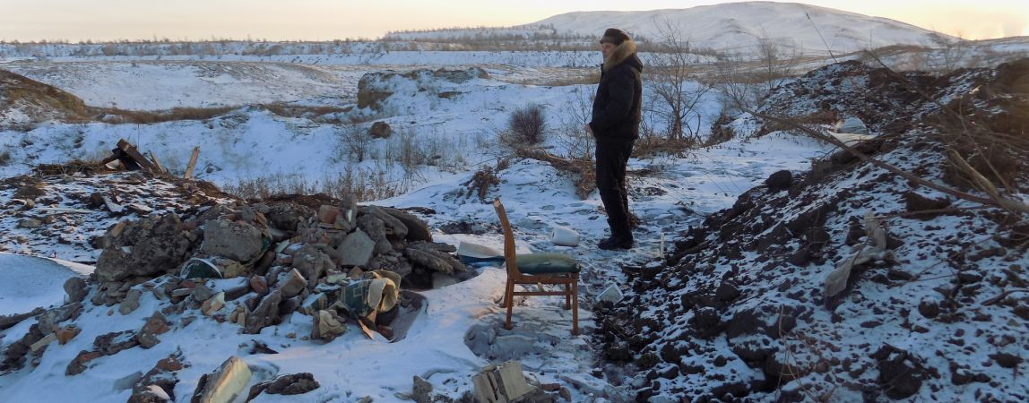 Глава Димитрова рассказал, как они борятся с мусором