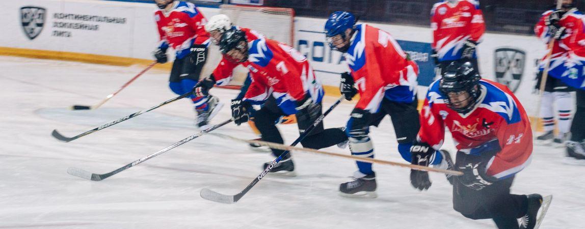За всю область. Магнитогорская команда по хоккею заняла третье место на V Всероссийской зимней спартакиаде по спорту глухих