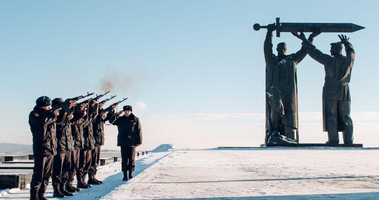 День памяти воинов, погибших в Чечне. Магнитка вспоминает героев