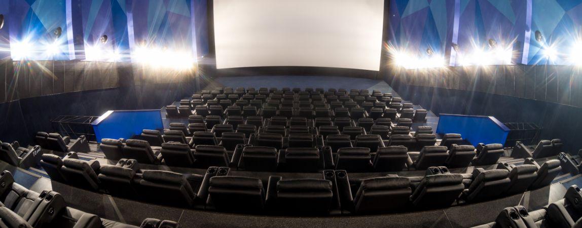 15 декабря кинотеатр нового формата открылся в ТРК «Семейный парк»