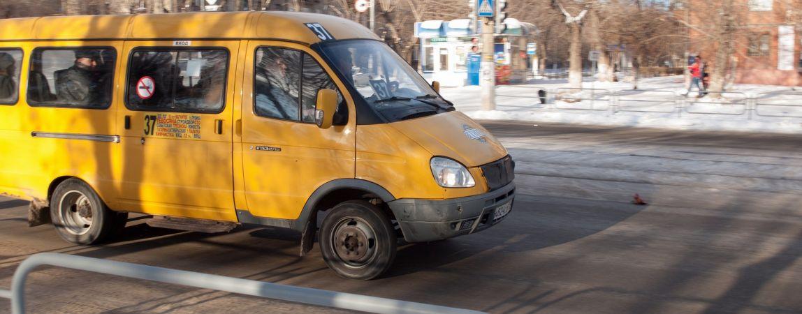 Сегодня в городё пройдёт рейд по маршрутным такси