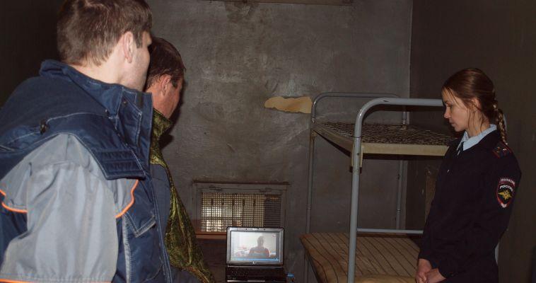 Сотрудники ГИБДД Магнитогорска провели профилактические беседы с гражданами, арестованными в административном порядке