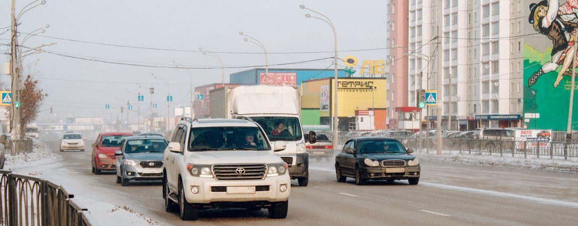 На Урале дешевеют подержанные автомобили