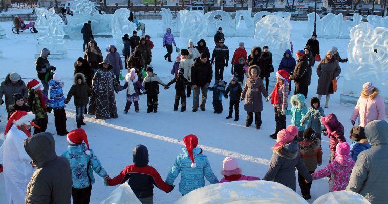 Главный Дед Мороз и Снегурочка откроют череду новогодних праздников
