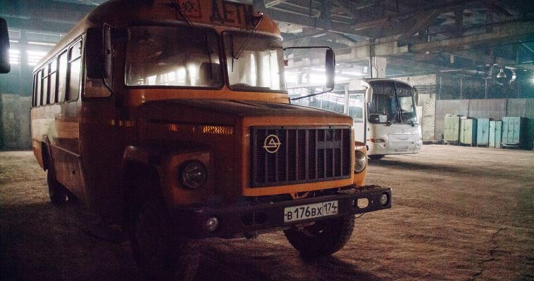 Сопровождать будут даже один автобус! В Магнитогорске усилены меры безопасности по перевозке детей