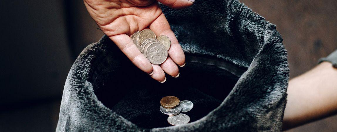 Сегодня Международный день помощи бедным