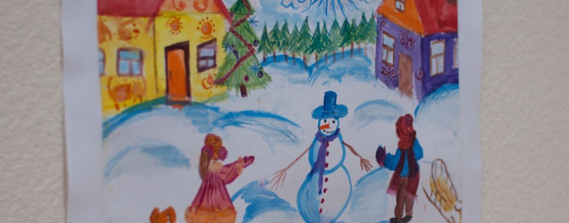 Самая малость — лопатка и ледянка. Магнитогорцам предлагают сделать рождественские подарки для малышей