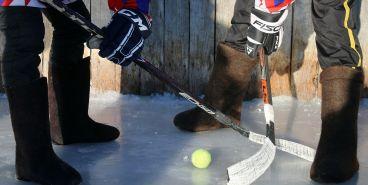 Магнитогорцев приглашают на «Предновогодний турнир» по хоккею в валенках