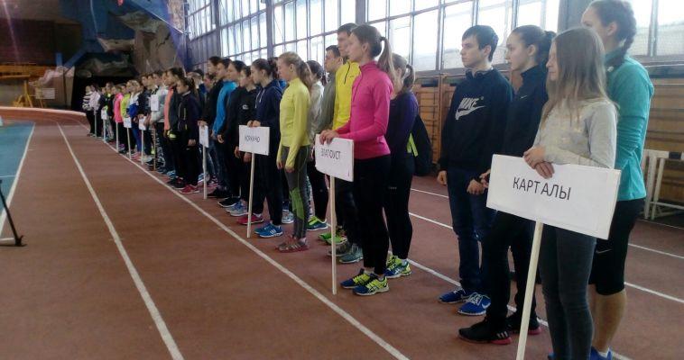 В городе стартовали соревнования по атлетике имени Владимира Жигалева