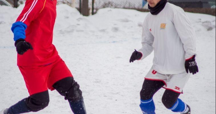 Болельщиков приглашают на зимний футбол