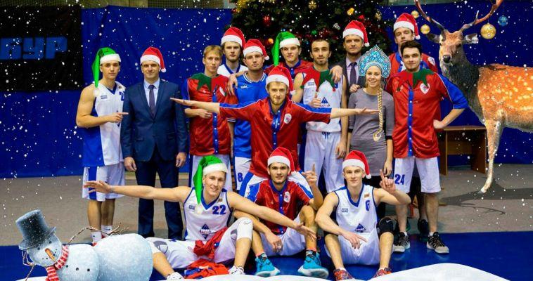 Баскетбольная команда «Стальные сердца» подводит итоги года