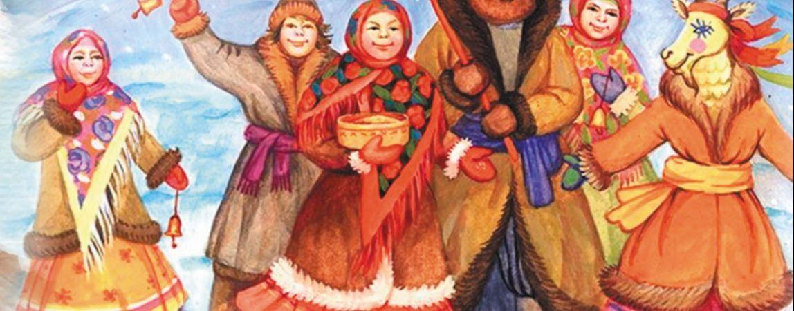Успейте попасть на бесплатный концерт! «Сеять-веять, посевать, с Рождеством всех поздравлять»!