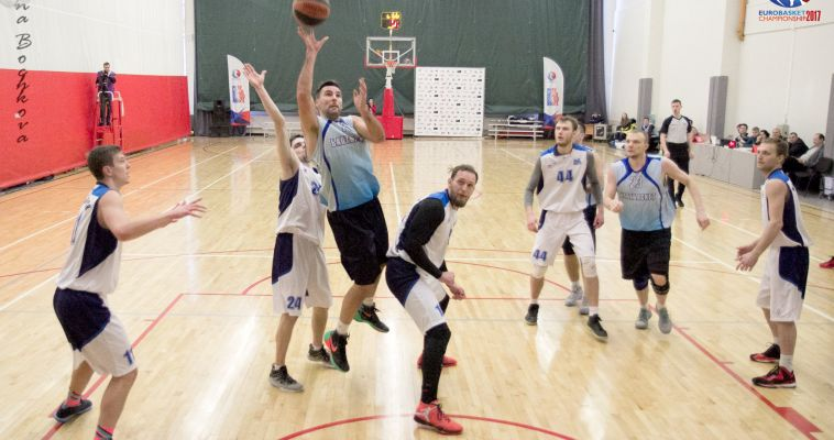 Выглядели достойно. Магнитогорцы сыграли на «EuroBasket-2017»