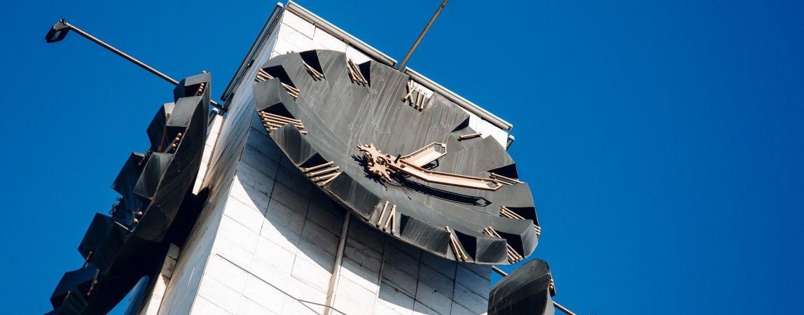 Зазвонили по-новому. Городские башенные часы сменили репертуар