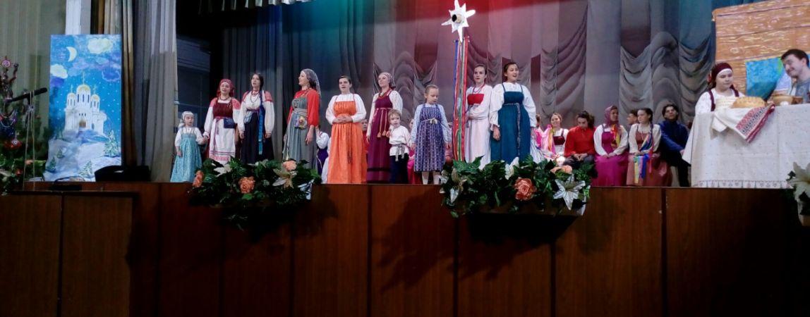 «Коляда, коляда!» В канун Старого Нового года зал консерватории превратился в островок славянской культуры