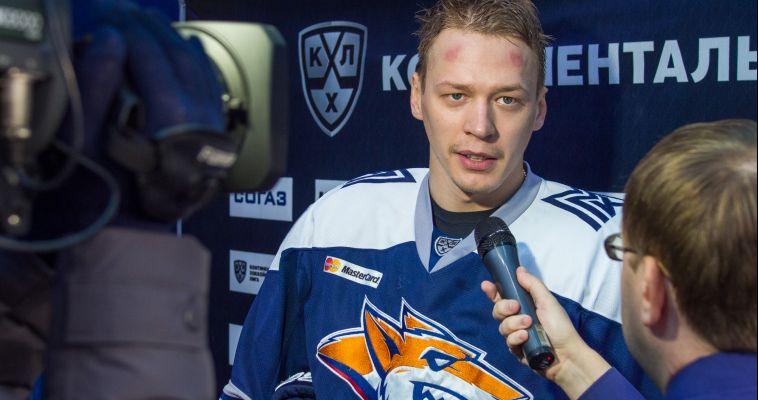 Денис Казионов: «Сегодня мы старались играть терпеливо и планомерно во всех моментах»