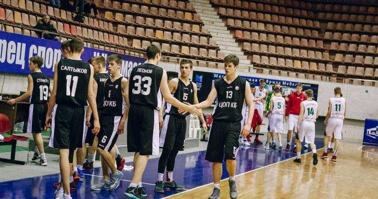 Юным баскетболистам нужна поддержка трибун!