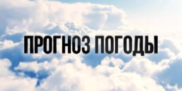 ПРОГНОЗ ПОГОДЫ (27.01)