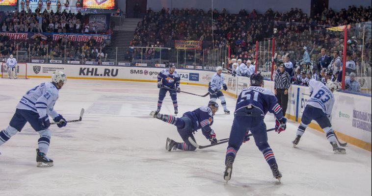 Мозякин бьет рекорд клуба, а «Магнитка» московское «Динамо»