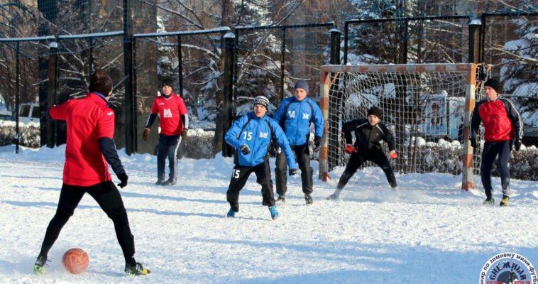 «Снежный мяч 2017»: борьба впереди
