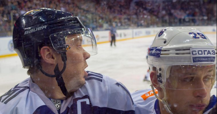 ФОТО! Воробьев: «Я думаю, что долго этот матч будут крутить по разным хоккейным программам и телеканалам»