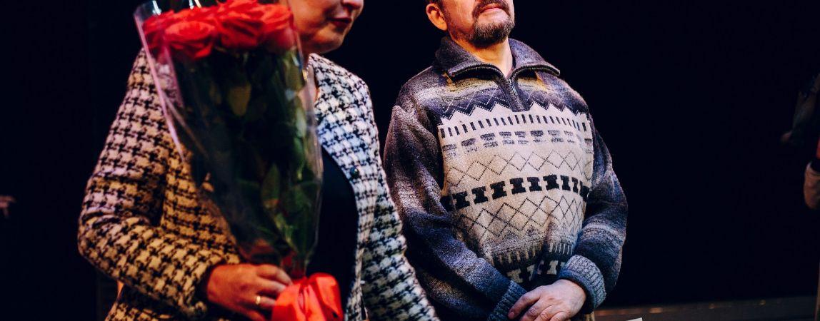 Главный художник театра куклы и актера «Буратино» отмечает юбилей