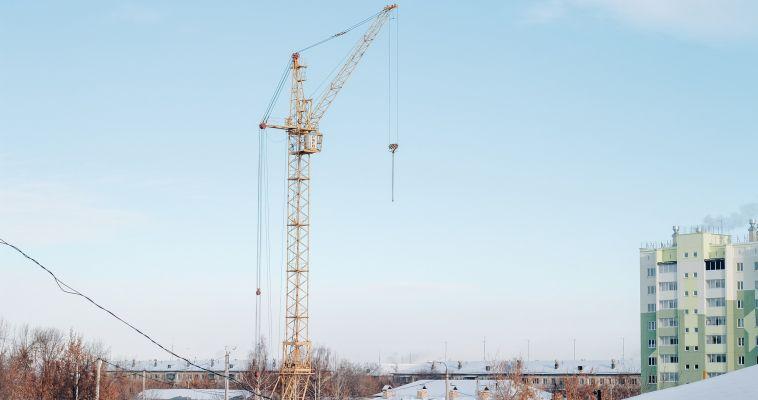 Большая стройка в Челябинской области