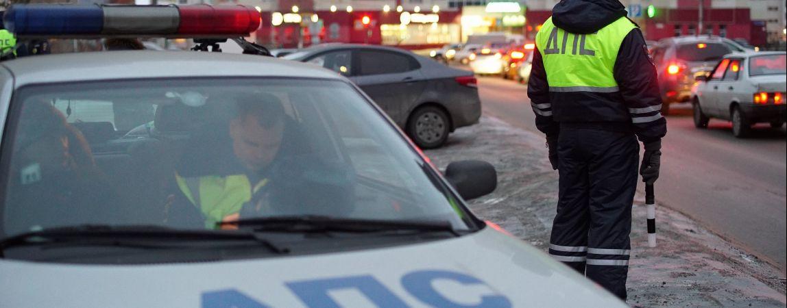 Сводка происшествий с дорог города