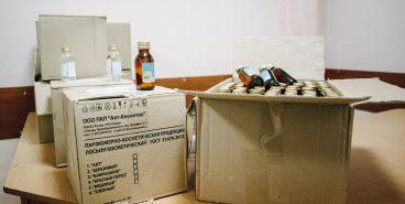 Роспотребнадзор изъял 218 спиртосодержащих бутылок