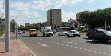 Администрация рассказала о развитии городских дорог