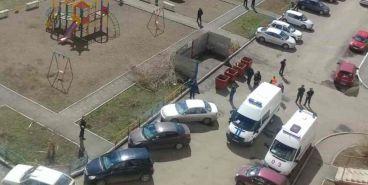 Подозрительный предмет вызвал переполох на детской площадке