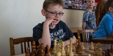 В шахматном клубе «Белая ладья» состоялся турнир начинающих гроссмейстеров