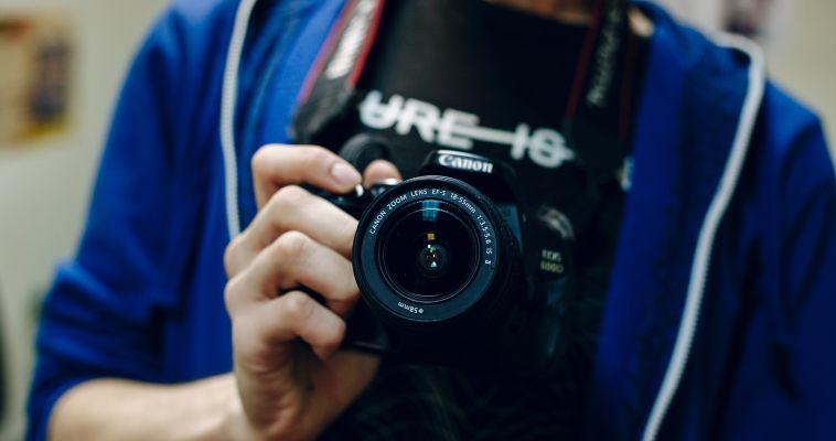 Сделай фото и получи фотокамеру!