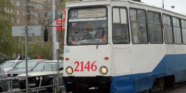 С июля в Магнитогорске будут курсировать 1000 трамваев ежедневно