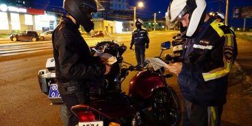 Магнитогорские полицейские подвели итоги оперативно-профилактического мероприятия «Ночь»
