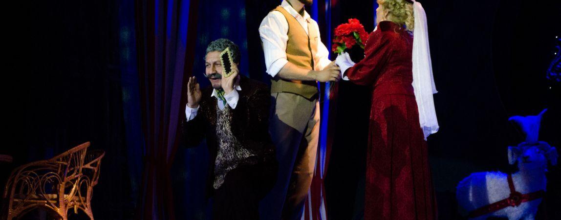 Долгожданная премьера «Марицы» под занавес театрального сезона
