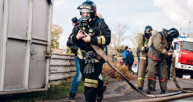 В Магнитогорске горели две квартиры и садовый домик