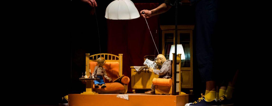 В «Буратино» покажут музыкальную сказку с мировым именем. Сегодня состоялась сдача нового спектакля «Петя и волк»