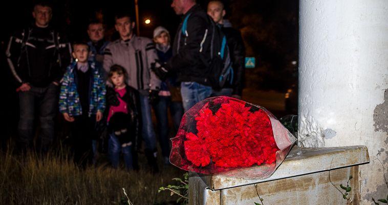 Мотобратья навсегда. Мотоциклисты города почтили память погибших друзей