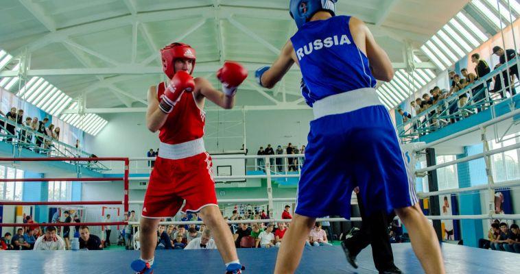 В Магнитогорске боксеры бьются за звание «КМС»