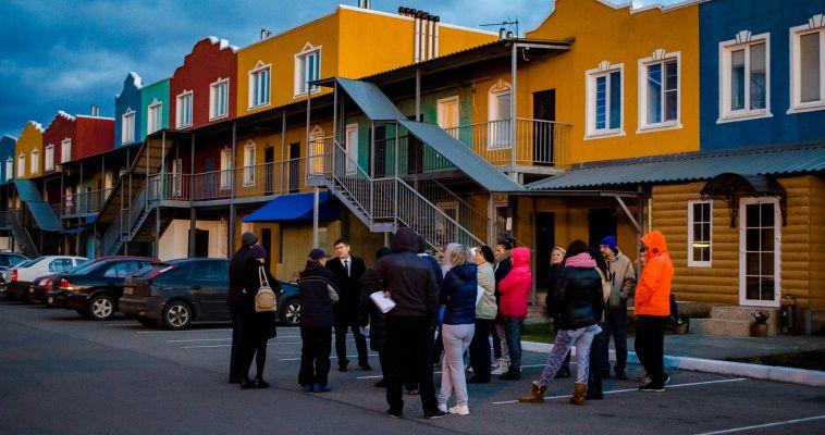 Смена власти. Жители дома в «Зелёной долине» отказываются от управляющей компании после судов