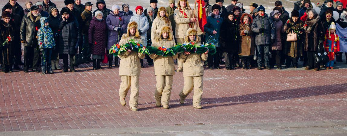 Магнитогорцы почтили память пропавших без вести солдат