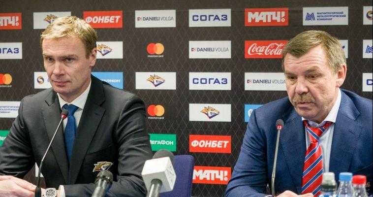 «С такой командой, как «СКА», нужно терпеть». Виктор Козлов о матче с «армейцами»