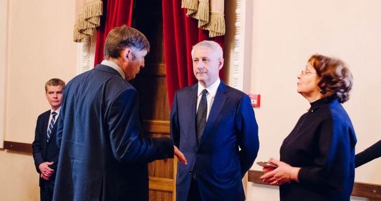 Глава одобрил Дом дружбы народов как концертную площадку