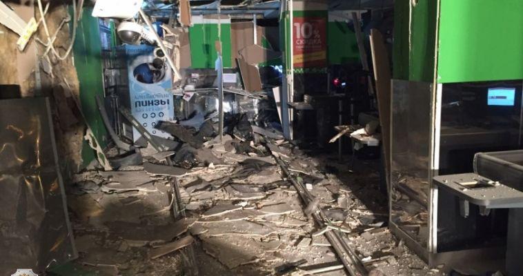 В одном из магазинов Санкт-Петербурга произошел взрыв