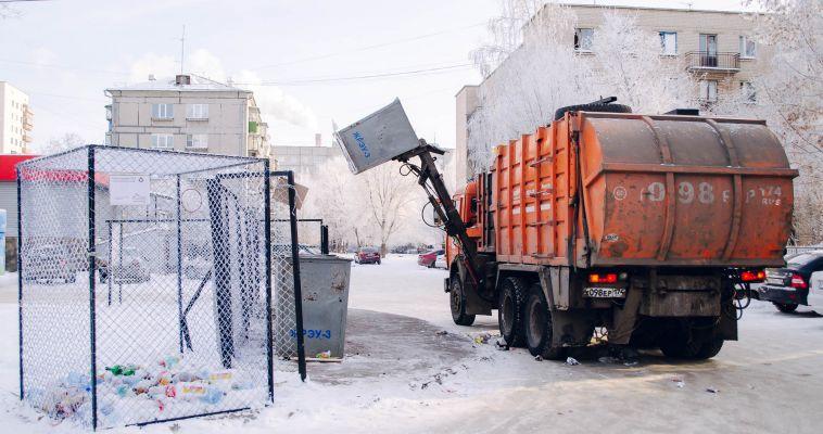 В новый год без лифтов, зато с грудами мусора
