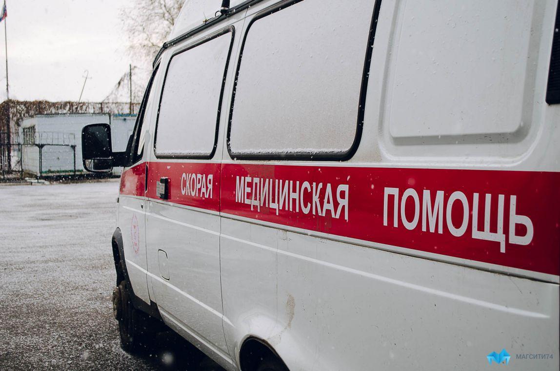 ВМагнитогорске шофёр скончался отинфаркта вовремя тушения лесовоза