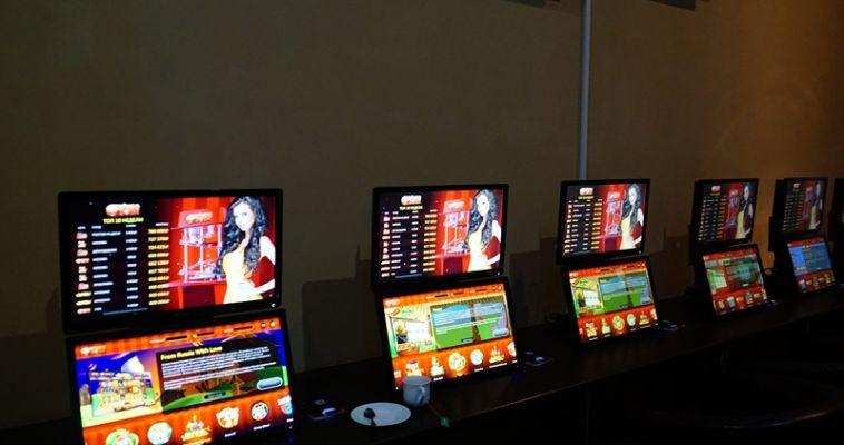 Игра вне закона. Полиция пресекла азартную деятельность